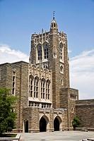 Firestone Library, Princeton University, Princeton, New Jersey, USA