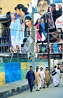 Pakistan, Punjab, Lahore.