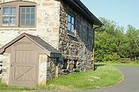 Cattell Cabin at Big Pocono State Park, Pennsylvania