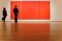Vir Heroicus Sublimis by Barnett Newman, 1950-51, MOMA, Museum of Modern Art, New York City