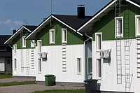 Rental cottages at Vuokatti Sotkamo Finland