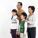 Family/ a friendly family