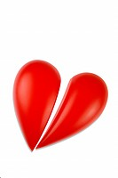 Gebrochens Herz _ broken heart