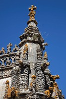 Tomar was founded in the 12th century as headquarters of the Knights Templar in Portugal transferred in the 14th century to the Knights of the Order o...