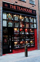 The Teahouse Shop, Neal Street, Covent Garden, London, England, UK