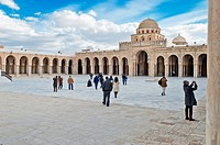 Mosque of Uqba, Kairouan, Tunisia