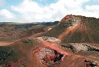 Isländischer Vulkan im Schlafmodus