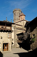 Rupit, Osona, Barcelona, Spain