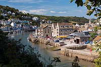 Looe, Cornwall, England, United Kingdom, Europe