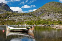 Nordlands boat, Norway