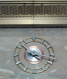 Wall Clock ca. 1930s. Library of Congress John Adams Building, Washington, D.C., photograph by Carol M. Highsmith, California, 2007