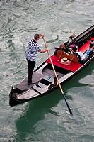 Gondola, Venice, Veneto, Italy