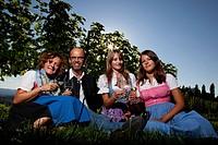 Styrian family