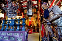 China, Guangdong, Foshan, Ancestral Temple