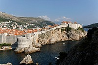 Dubrovnik, City Wall, Croatia, UNESCO