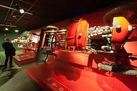 Italy, Piedmont, Turin, New automobile museum, Mauto