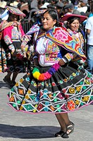 Peru, Cuzco, Traditional Days Festival