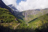 Jostedalsbreen glacier, Western Norway, Norway, Scandinavia, Europe