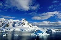 Paradise Bay, Antarctic Peninsula, Antarctica