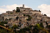 Medieval village of Labro, Rieti, Lazio, Italy, Europe