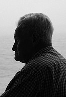Man, Elderly, Portrait