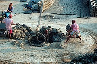 Workers at a brickfield in Chittagong, Bangladesh There are about 7000 brickfields in Bangladesh, usually situated outside towns and cities in the low...