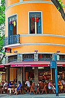 Cafes,bar,restaurant Lapa,Rio de Janeiro,Brazil