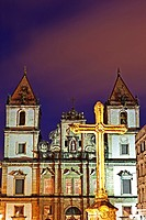 Cathedral of Salvador , Salvador, Brazil ,Pelourinho,Salvador ,Bahia,Brazil