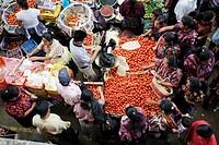 Market, Chichicastenango, Guatemala