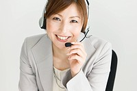 Female Customer Representative