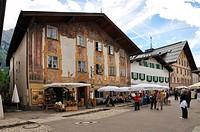 Obermarkt in Mittenwald2