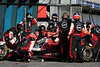 Scuderia, Timo Glock, Marussia Virgin, Australian Grand Prix, Melbourne, Australia