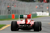 Race, Fernando Alonso, Friday Practice, Australian Grand Prix, Melbourne, Australia
