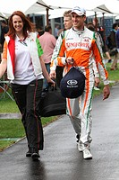 Adrian Sutil, Force India, Australian Grand Prix, Melbourne, Australia