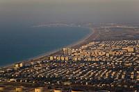An aerial photo of Kiryat Haim