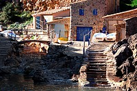 Spain, Balearic islands, Majorca, Cala de Deya