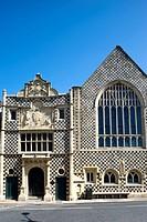 England, Norfolk, King´s Lynn, guildhall