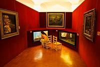Salvador Dalí Theater-Museum, Foundation Gala-Salvador Dalí, Figueres, Alt Empordá, Costa Brava, Girona Province, Catalonia, Spain.