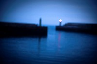 Blurred Harbour, Tapia de Casariego, Asturias, Spain