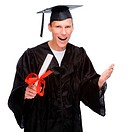Hochschulabsolvent
