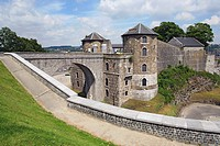 Belgium, View of citadel at Namur