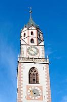 S. Nicholas church Merano