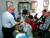 Paris, France, People Visiting Musee de la Prefecture de Paris, Police Museum,