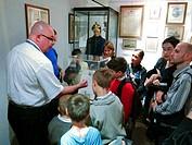 Paris, France, People Visiting Musee de la Prefecture de Paris, Police Museum,
