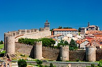 Avila, Castile and Leon, Spain