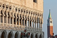 The Doge's Palace, St Mark's Square, Venice, Italy