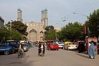 Masjid i Jami mosque in Herat, Afghanistan