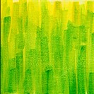 green and yellow grunge painted watercolor paper texture