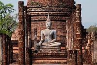 Wat Sa Si Sukhothai Thailand
