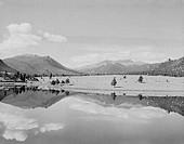 USA, Colorado, Rocky Mountain National Park, Lake Estes